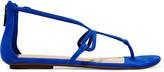 Schutz Sabra suede sandals