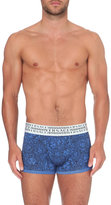 Versace Olympus Low-rise Jersey Trunks