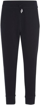 DSQUARED2 Rear Logo Cropped Track Pants