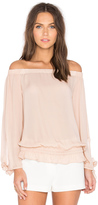 Ramy Brook Jenny Off the Shoulder Top