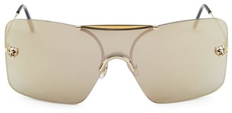 Cartier Panthere Shield Sunglasses