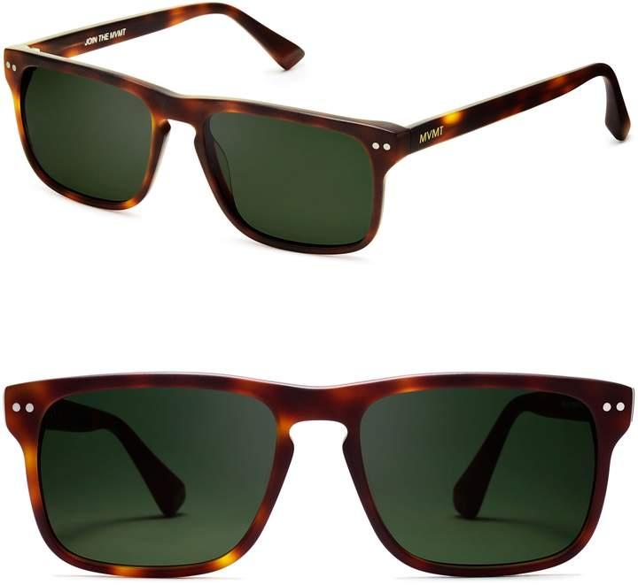MVMT Reveler 57mm Sunglasses