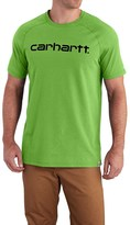 Carhartt Force Cotton Delmont Graphic T-Shirt - Short Sleeve, Factory Seconds (For Big and Tall Men)