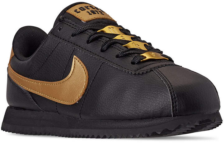 low priced 3babb 7837b Big Girls Cortez Basic Sl Vtf Casual Sneakers from Finish Line