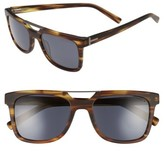 Ted Baker Men's 54Mm Polarized Sunglasses - Brown