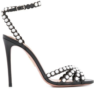 Aquazzura Studded Pumps