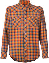 Engineered Garments checked shirt
