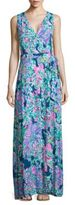 Lilly Pulitzer Delfina Maxi Wrap Dress