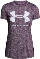 Under Armour Women's Tech Crewneck Twist Graphic Tee