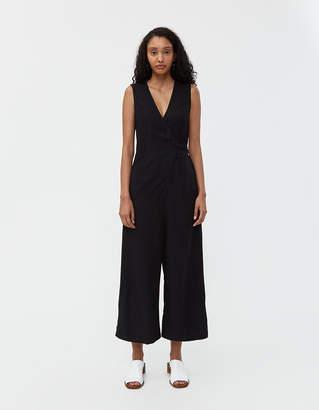 Shaina Mote Formentera Linen Jumpsuit