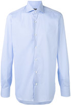 Barba classic shirt - men - Cotton - 44