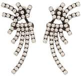 Dannijo Oxidized Silver Earrings