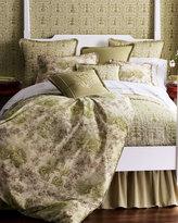 Legacy Home Kent Garden Bed Linens 18Sq. Pillow w/ Ruffle
