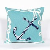 Liora Manné Visions II Marina 20-Inch Throw Pillow in Aqua