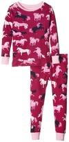 Hatley Fairy Tale Horses Pajama Set (Toddler/Little Kids/Big Kids)