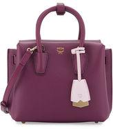 MCM Milla Mini Leather Tote Bag