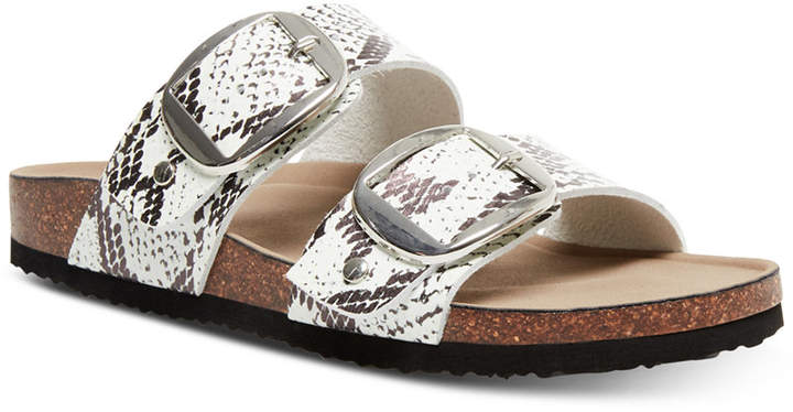 Madden-Girl Brina Footbed Sandals