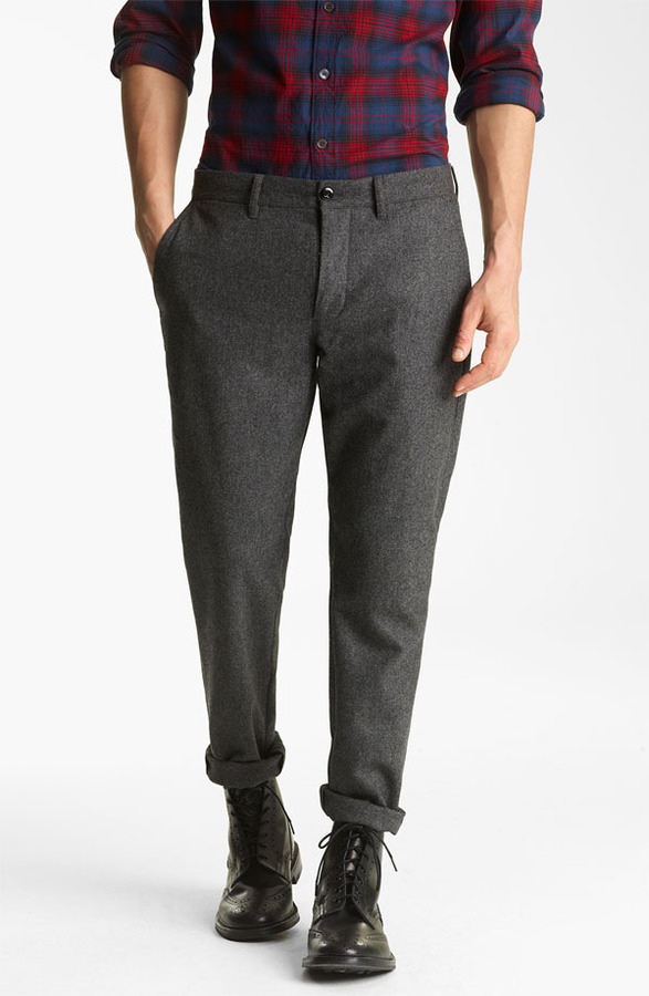 Todd Snyder Wool Trousers