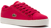 Lacoste Girls' Straightset 316 3 Child