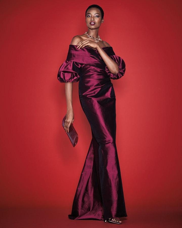 Evening dresses collection - Rickie freeman for teri jon evening dresses