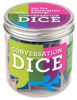 Chronicle Books Conversation Dice