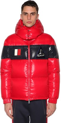 Moncler Gary Down Jacket W/ Patches