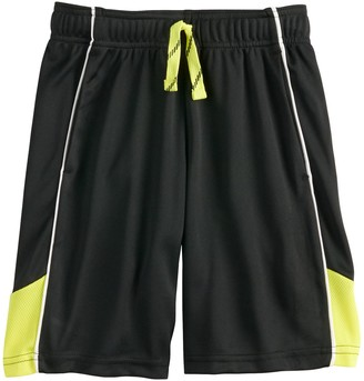 Boys 4-12 Jumping Beans Pieced Piped Active Shorts in Regular, Slim & Husky