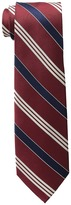 Lauren Ralph Lauren Twillsatin Striped Silk Twill Tri-Tie