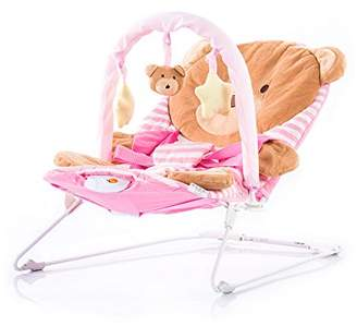 Chipolino Musical Bouncer (Friends Pink Bear)