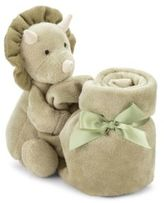 Jellycat Baby's Duffle Dino Toy and Soother Blanket