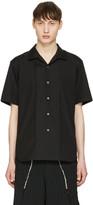 Comme des Garcons Black Short Sleeve Shirt
