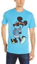 Disney Men's Summertime Mickey T-Shirt