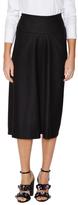 Jil Sander Midi A Line Skirt
