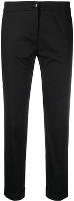 Etro Cropped Slim-Fit Trousers