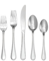 Gibson Flatware, Martinsville 53 Pc Set, Service for 8