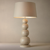 John Lewis Ferris Sand Wash Wood Lamp