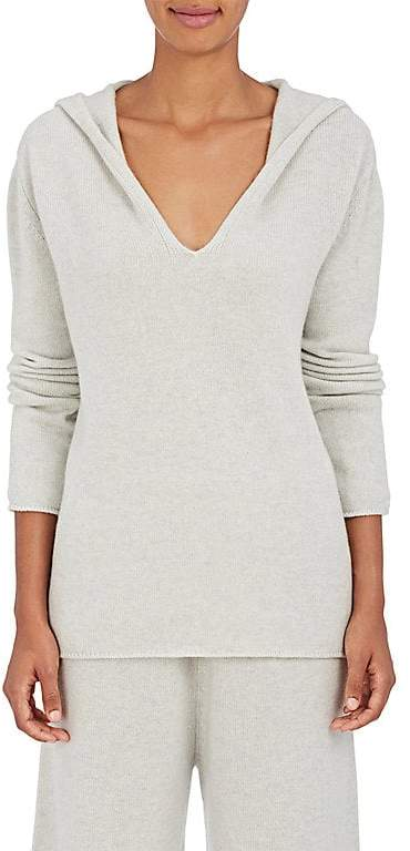 Barneys New York Women's Hooded Cashmere Sweater