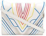 Elena Ghisellini multilines shoulder bag