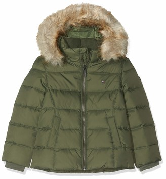 Tommy Hilfiger Girl's Essential Basic Down Jacket