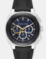 Michael Kors Bax Black Chronograph Watch