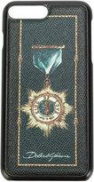 Dolce & Gabbana medal print iPhone 7 Plus case