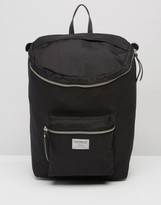 Sandqvist Tobias Cordura Backpack In Black