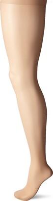 Leggs L'eggs Women's Sheer Energy 2 Pair Control Top Sheer Toe Medium Support Panty Hose