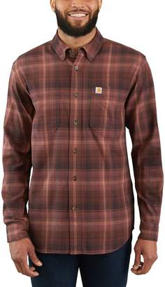Carhartt Rugged Flex Hamilton Plaid Long-Sleeve Shirt - Men's