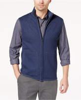 Tasso Elba Men's Reversible Layering Vest, Created for Macy's