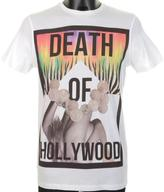 Blood Brother Death Of Hollywood T Shirt White