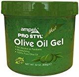 Ampro Olive Oil Gel, 32 oz (Pack of 3)