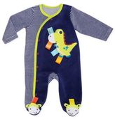 Taggies TaggiesTM Size 9M Dino Sleep and Play in Navy