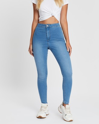 Supre The Super Skinny Sky High Jeans