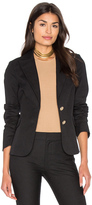 Derek Lam 10 Crosby Patch Pocket Blazer